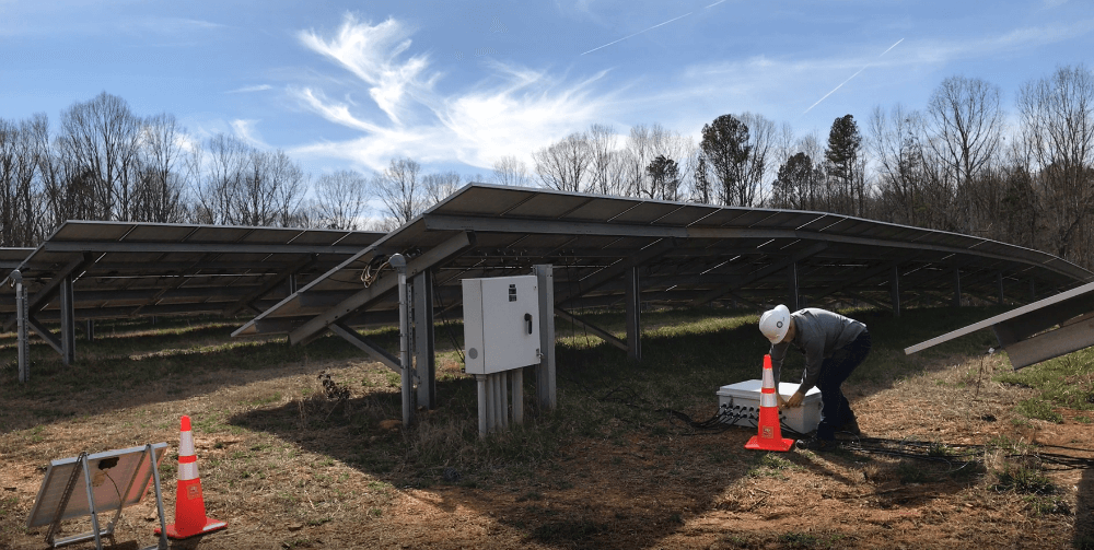 Solar String Analysis New Service Helps Determine Real