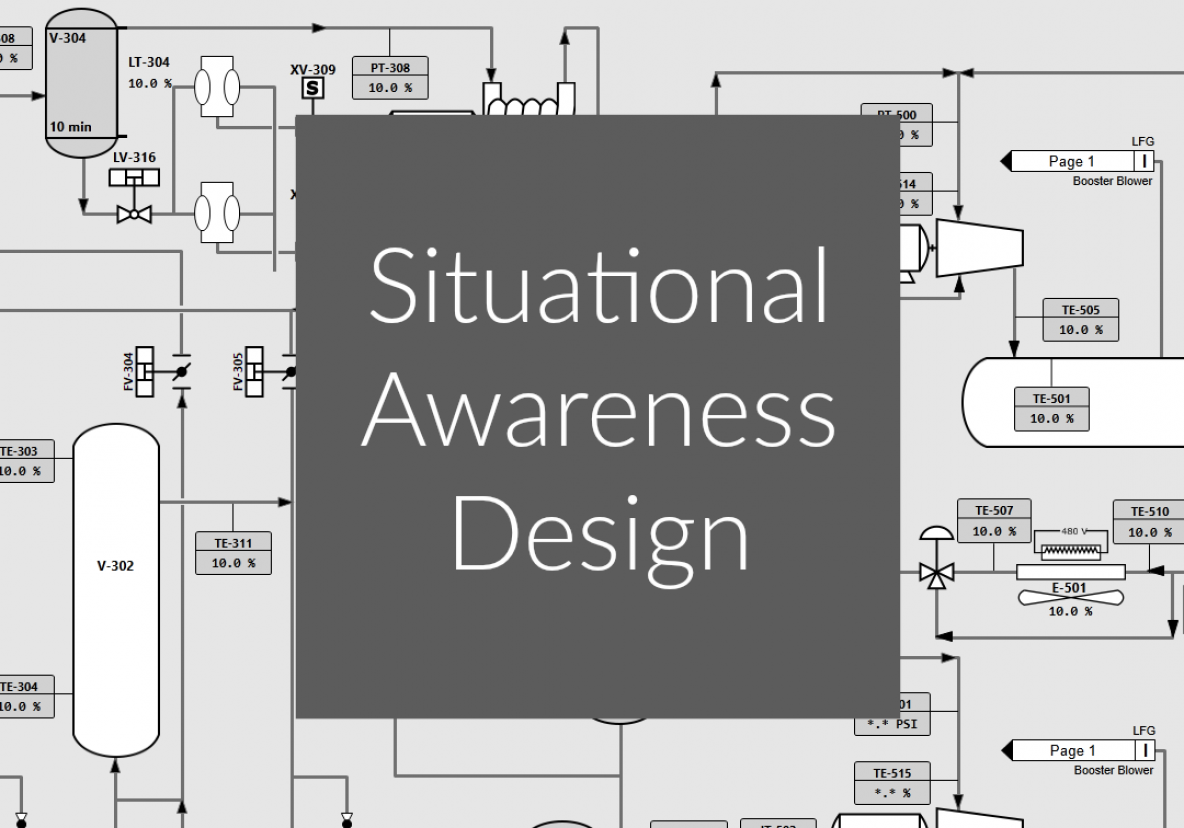 Copy of Designing for Situational Awareness and High-Performance HMIs