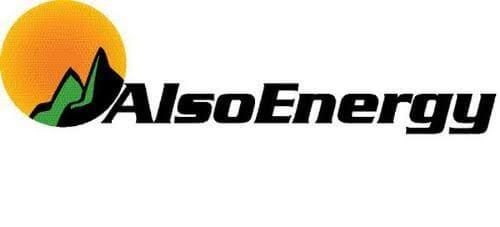 AlsoEnergy Logo.  (PRNewsFoto/Ampt)