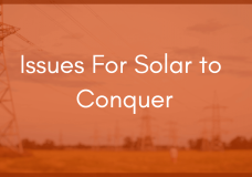 5 Unique Challenges in Utility Scale Solar Projects