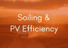 Increase PV Solar Panel Efficiency Through Soiling Monitoring