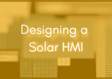 How Should You Design Your Main Solar Overview SCADA Screen?
